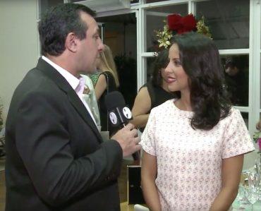Entrevista Pedro Alcântara – Mesa de Natal