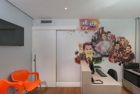 Escritório VTV/SBT – Campinas