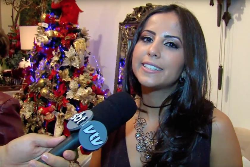 Entrevista VTV – Mesas de Natal 2016
